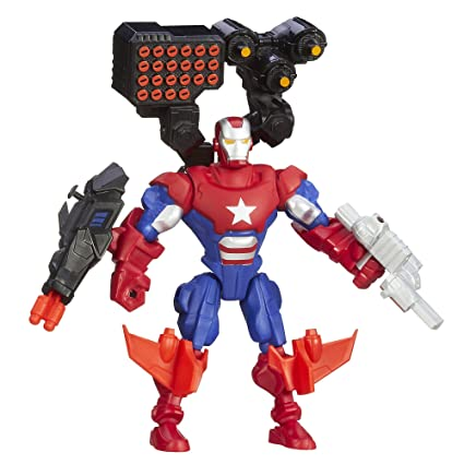 Image Unavailable. Image not available for. Color  Marvel Super Hero  Mashers Iron ... 10087afa41