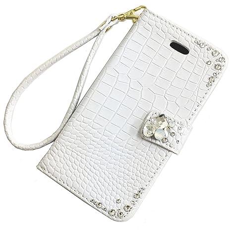 93044a0067 スワロフスキー iPhoneX 8 7 6s Plus 5s SE Galaxy S7edge S8+ Xperia XZ1ケース カバー 手帳