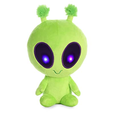 "Aurora - Galactic Cuties - 8"" Twitch Light Up Alien: Toys & Games"