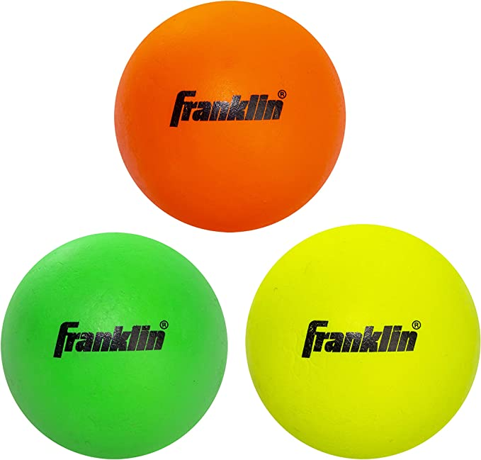 Franklin Sports Lacrosse Balls - The Best Set of Balls for Beginners