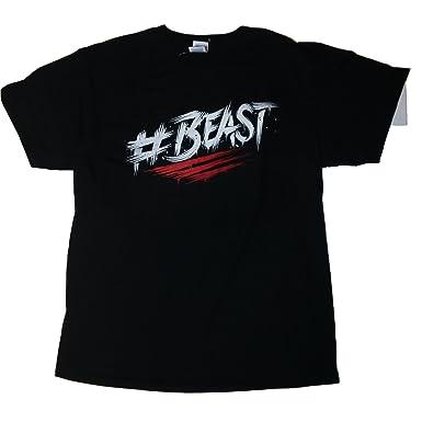 Amazon Delta Apparel Beast Hashtag Symbol Graphic T Shirt Mens