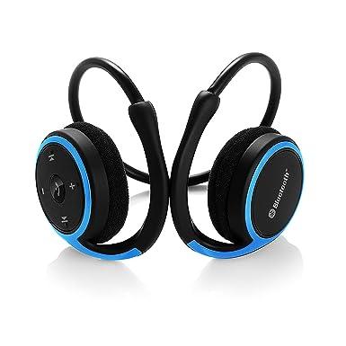 dylantm marathon2 Sport Auriculares inalámbricos Bluetooth auriculares bluetooth auriculares con micrófono cancelación de eco y la