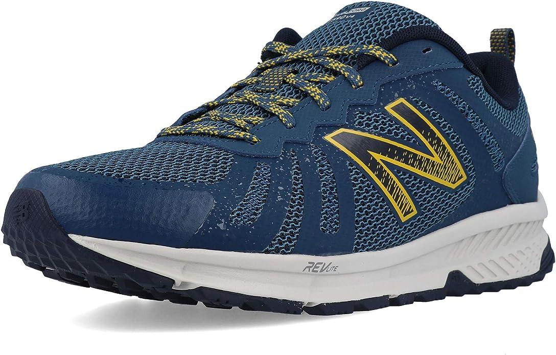 New Balance 590V4 Zapatilla De Correr para Tierra (2E Width) - 41.5: Amazon.es: Zapatos y complementos