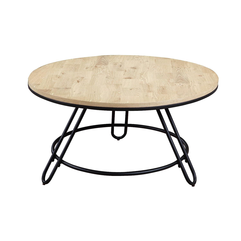 Amazon.com: Esmeralda Home penbrook mesa redonda final ...