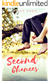 Second Chances: A Christian, Suspense Romance (Falling for the NASCAR Driver Book 2) (English Edition)