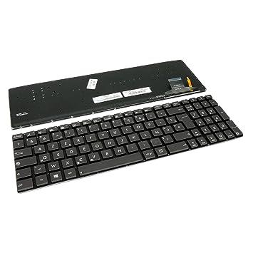 Teclado francés FR para ordenador PC portátil ASUS R501VB R501VJ R501VM R501VV R501VZ r552j r552jk R552JV