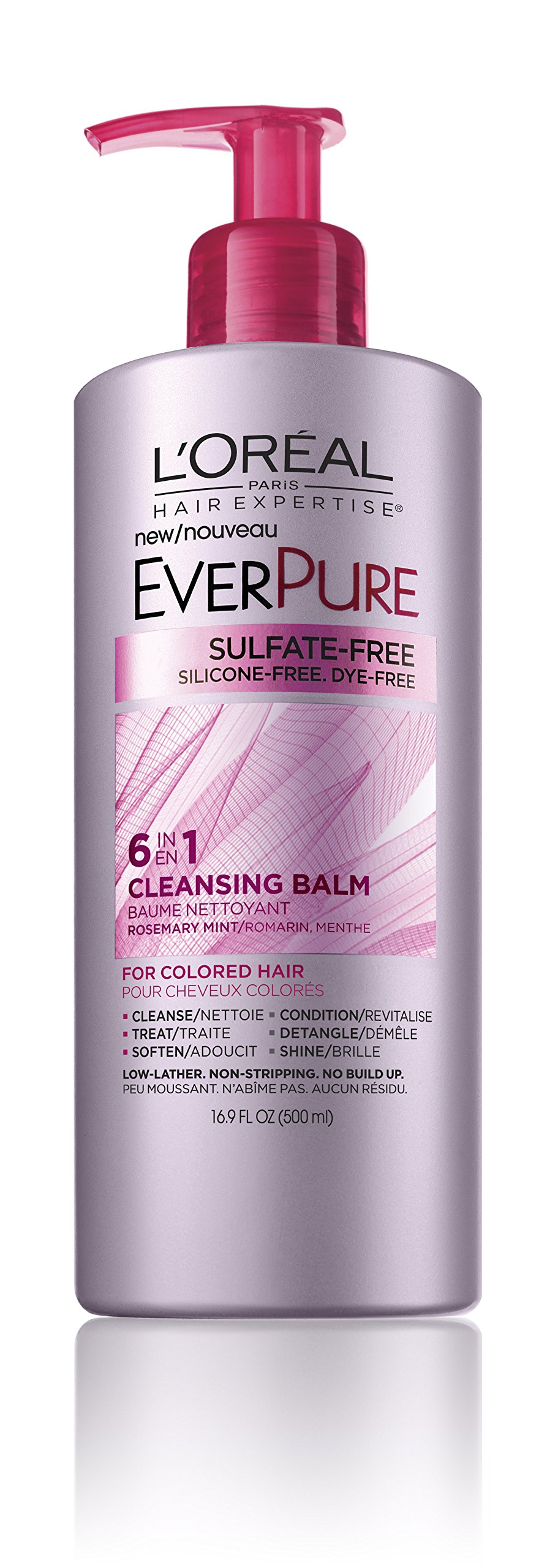 L'Oréal Paris EverPure Cleansing Balm, 16.9 fl. oz.