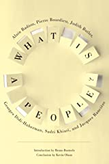 What Is a People? (New Directions in Critical Theory Book 50) Kindle Edition