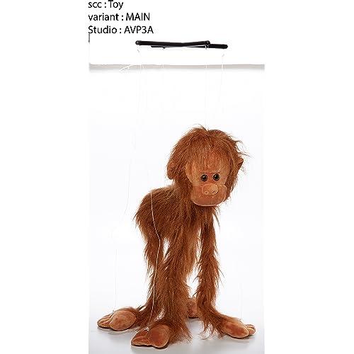 Sunny Toys 96,5cm Large orang-outan Marionnette