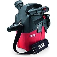 Flex 481491 kompakt sugare VC MC 18.0 (batterisugare 18 V, 1 400 l/min, behållare 6 l, med tillbehör, utan batteri…