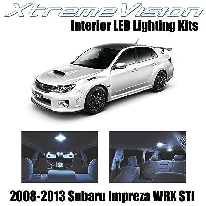 Amazon Xtremevision Subaru Impreza Wrx Sti Sedan 2008 2013 6