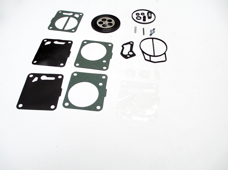 Carburetor rebuild kit for Seadoo Mikuni XP SP SPI SPX GTX GTS GTI GS GSI