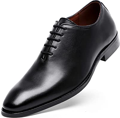 Men luxury shoes Mens Handmade Latest Simple Style Formal Leather Shoes