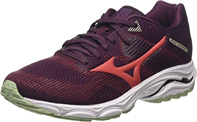 Mizuno Wave Inspire 16, Zapatillas de Running para Mujer: Amazon.es: Zapatos y complementos
