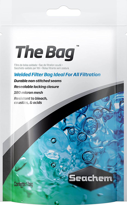 Seachem The Bag Filter Media Bag by Seachem B002X6F7AW