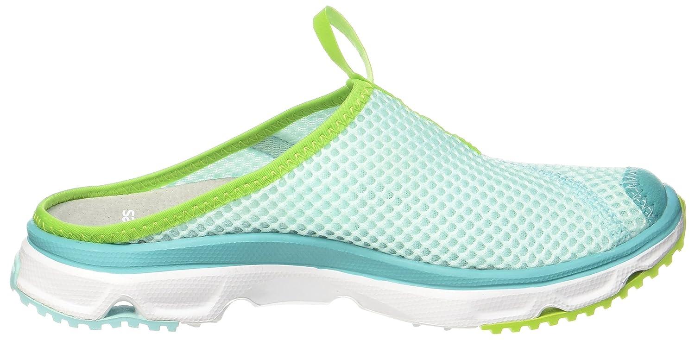 Salomon Damen Rx Slide Traillaufschuhe, Grün) Blau (Aruba Blau/Weiß/Lime Grün) Traillaufschuhe, 9d4c9b