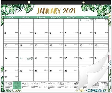 2021Desk Calendar