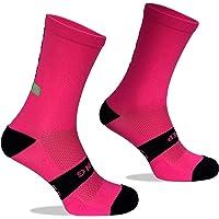 Calcetines Deportivos Técnicos Compresivos, diseñados para el Alto Rendimiento en la Práctica Deportiva de Running…