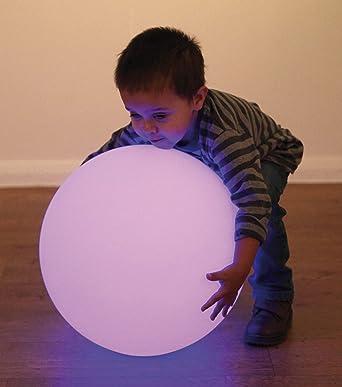 TickiT 75546 Pelota de luz sensorial, 400 mm de diámetro: Amazon ...