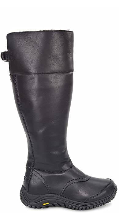 0babd6b2786 UGG Women's Miko 1013479 Boot Black: Amazon.ca: Shoes & Handbags