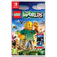 Lego Worlds - Amazon.co.UK DLC Exclusive (Nintendo Switch)