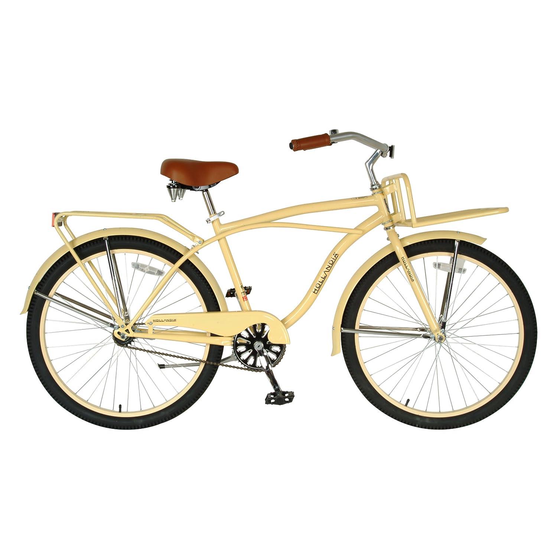 Amazon.com : Hollandia F1 Land Cruiser Bike, 26 inch Wheels, 17 inch ...