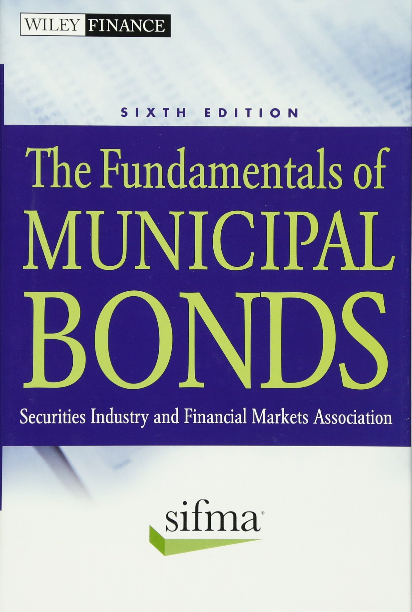 The Fundamentals of Municipal Bonds by Brand: Wiley