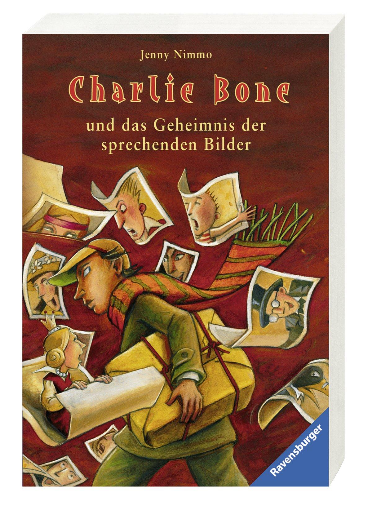Charlie Bone Und Das Geheimnis Der Sprechenden Bilder: Amazon: Jenny  Nimmo, Cornelia Holfeldervon Der Tann: B�cher