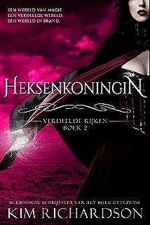 Heksenkoningin Verdeelde Rijken Book 2 Dutch Edition