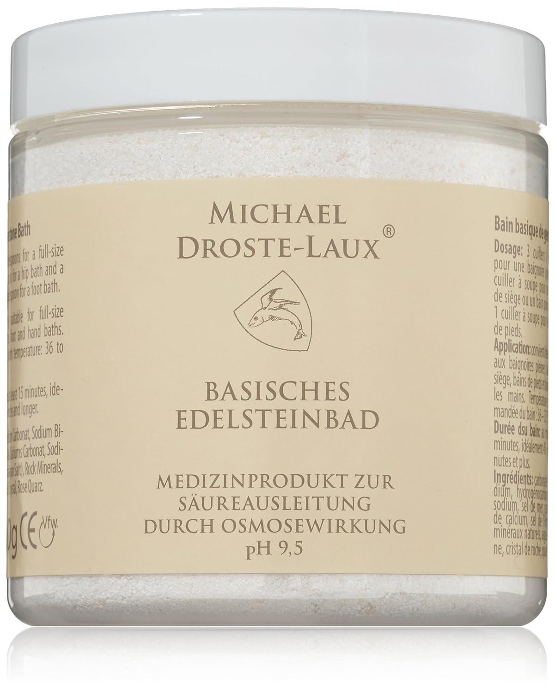 Michael Droste-Laux Naturkosmetik basisches Edelsteinbad, 1,6 kg ...