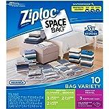 Ziploc Space Bags Combo (10-count)