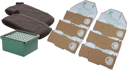 SDE Hepa Premium - Lote de bolsas de fieltro para aspiradora ...