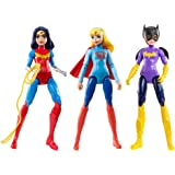 DC Super Hero Girls Action Figure (3 Pack)