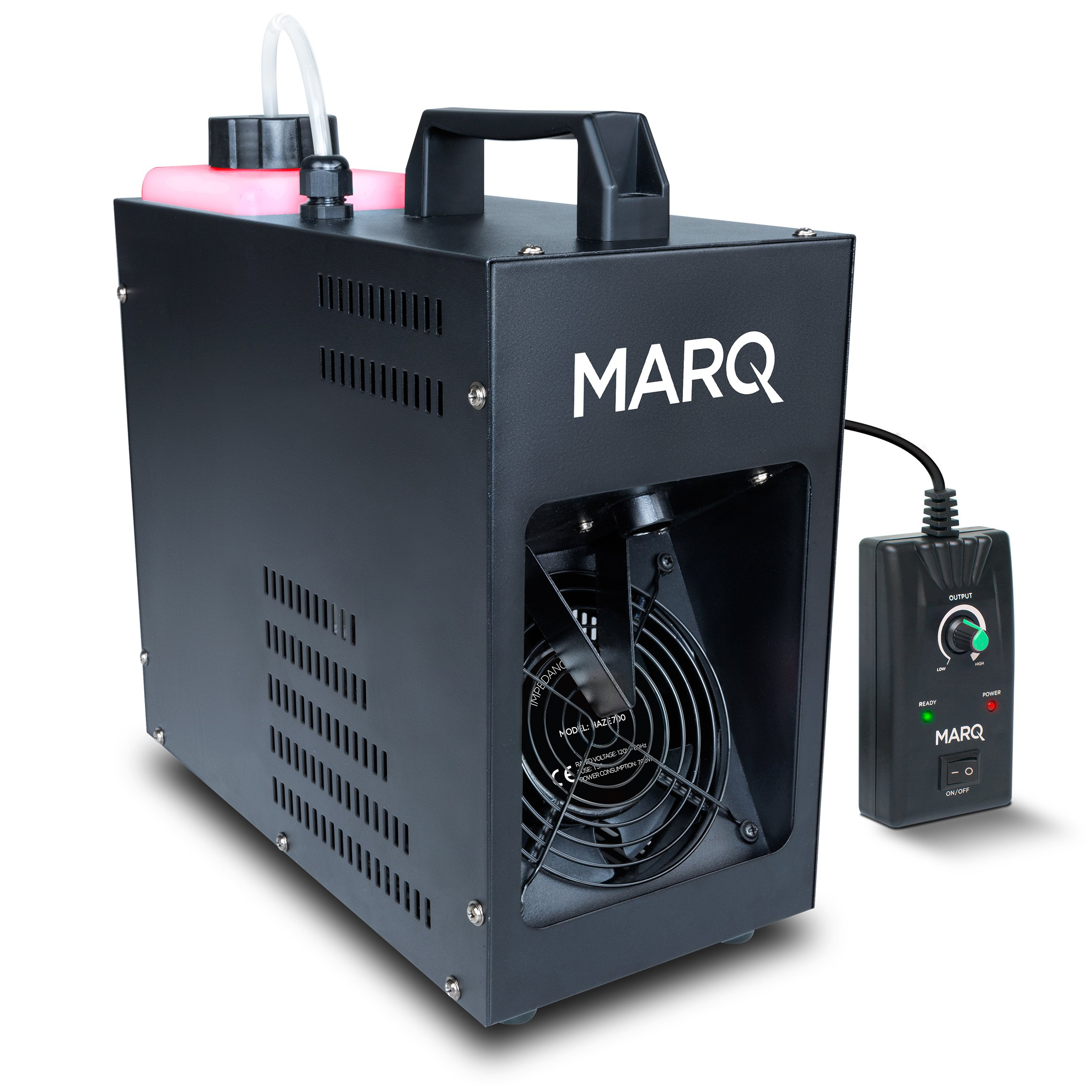 MARQ Haze 700 | Water-Based Fog Machine with Wired Remote Control (700-watts)