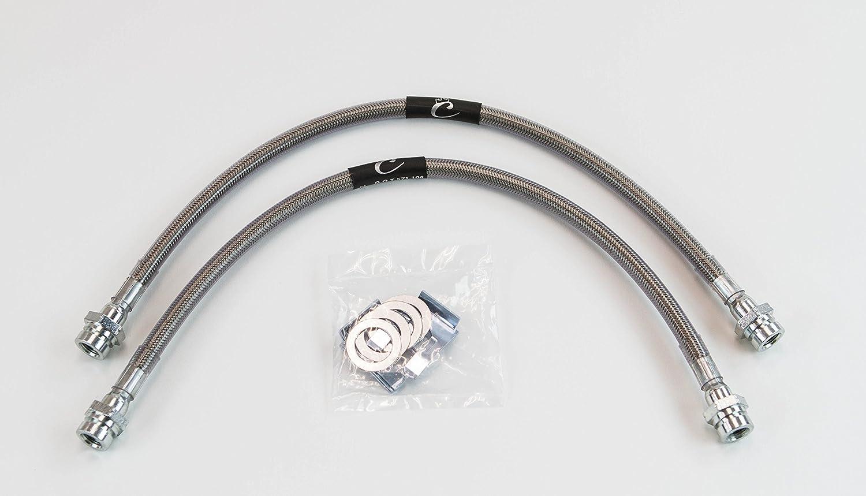 Rear Metal Tech 4Runner Extended Brake Lines