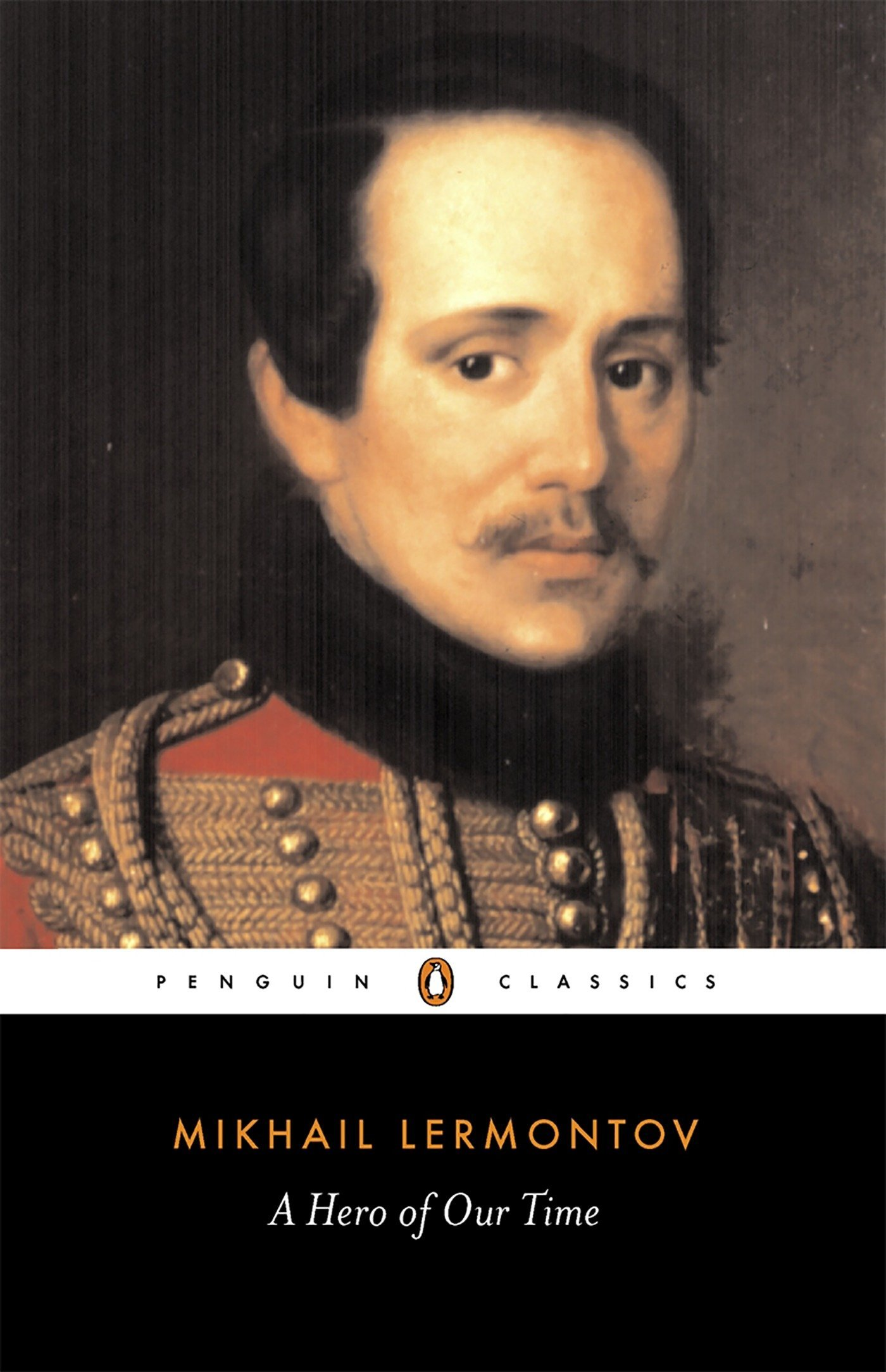 Lermontov, Hero of Our Time: description of heroes 92