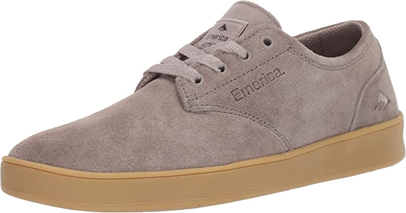 Emerica The Romero Laced Sneakers Herren Grau (Warm Grey/Tan)
