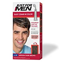 Deals on Just For Men Easy Comb-In Color for Men with Comb Applicator