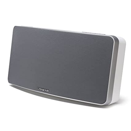 Cambridge Audio Minx Air 200 Speaker for Bluetooth & Airplay (iOS & iTunes)  Compatible Devices - White