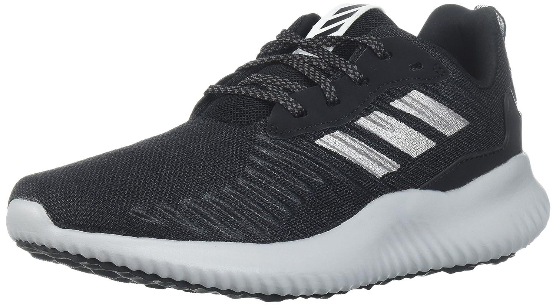 adidas Women's Alphabounce Rc W Running Shoe B0711S1F1S 5.5 B(M) US|Core Black/Metallic Silver/Grey Five