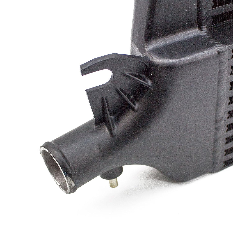 fits Infiniti Q50//Q60 2.0 Turbo 2016-18 Anti-Corrosion Coating Front Mount Intercooler Upgrade Kit