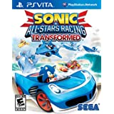 Sonic & All-Stars Racing Transformed (輸入版:北米) - PS Vita