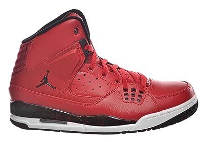 buy popular c3823 40636 Jordan SC-1 Men s Basketball Flight Shoes Red Black Red Black 538698-