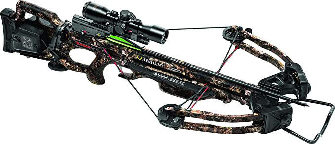 Best Crossbows : Tenpoint Turbo GT Crossbow Package