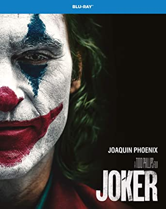 Joker Blu Ray 2019 Region Free Amazon Co Uk Dvd