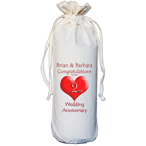 Wedding Gifts For Second Marriages: 2nd Wedding Anniversary Gifts: Amazon.co.uk