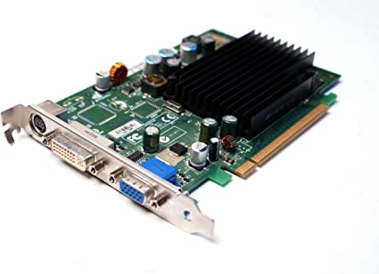 NVIDIA GEFORCE 7350LE 128MB DDR2 DVI S-Video PCI-E2x16 Low Profile Graphics Card