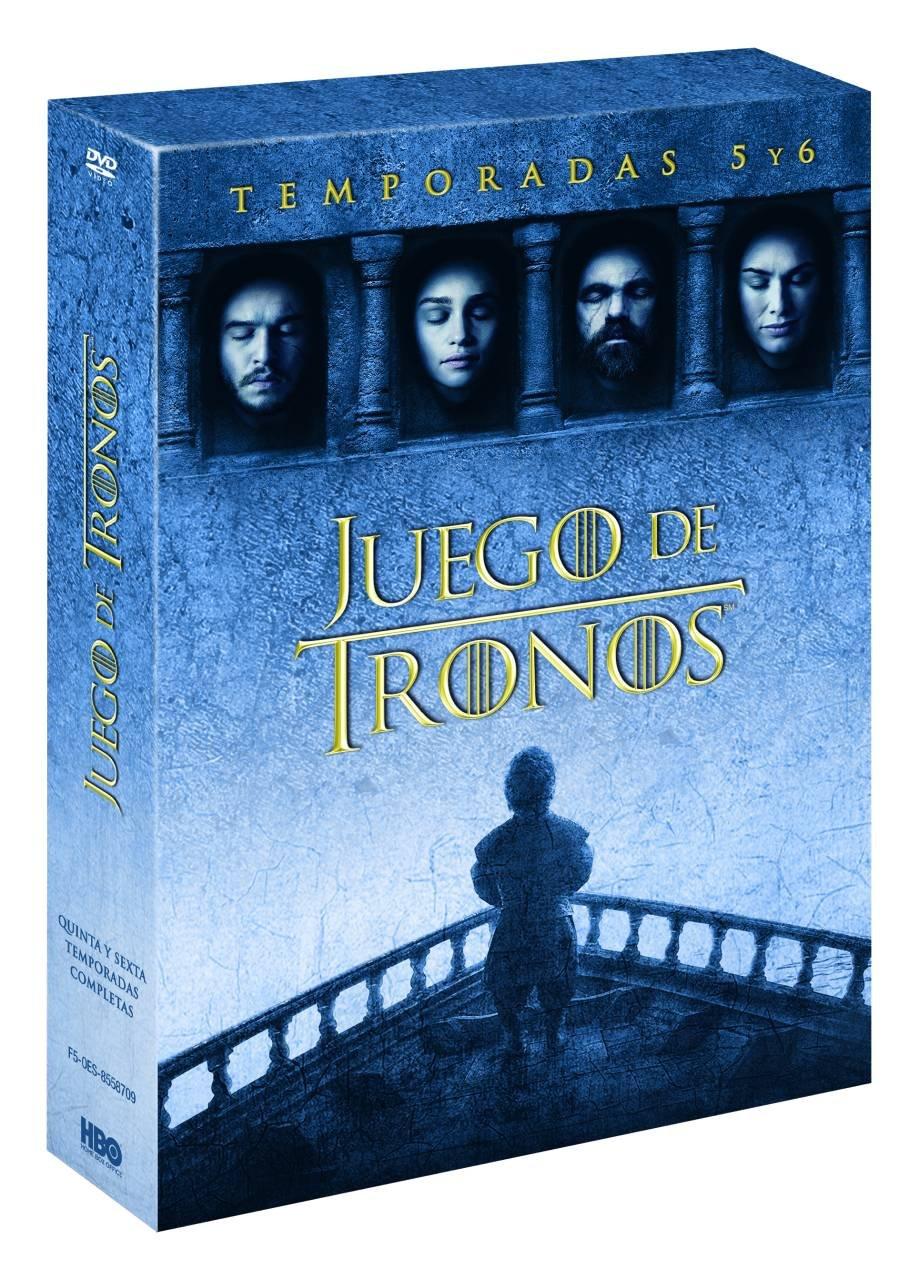 Pack Juego De Tronos Temporada 5-6 [DVD]: Amazon.es: Lena Headey ...