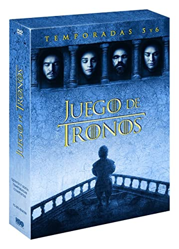 Pack Juego De Tronos Temporada 5-6 [DVD]: Amazon.es: Lena Headey ...