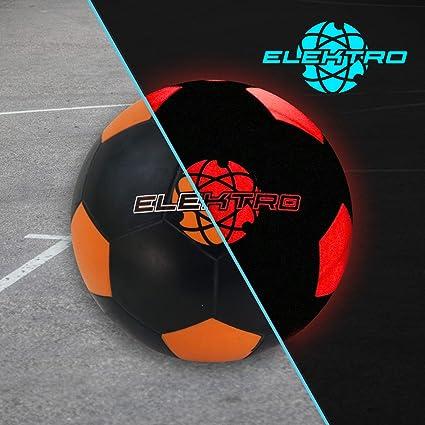 Baden Elektro LED luz de balón de fútbol: Amazon.es: Deportes y ...